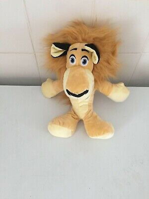 £3 • Buy DreamWorks Alex The Lion Soft Toy From Madagascar Age 1+