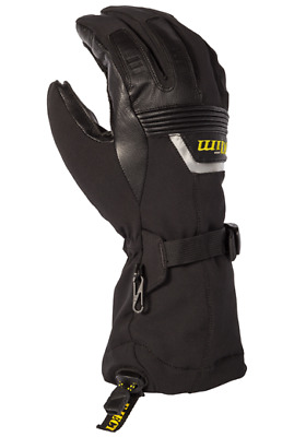 $ CDN169.23 • Buy Brand New Klim Fusion Gloves - XL - Black - # 3087-001-150-000