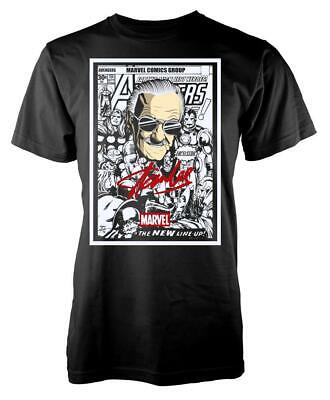 £8.99 • Buy Marvellous Stan Lee Comic Book Cover Adult T Shirt