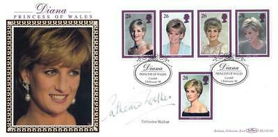£9.99 • Buy 1998 Diana - Benham BLCS Official - Signed By Catherine Walker