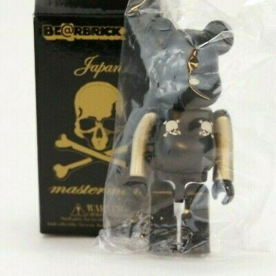 $79.99 • Buy Bearbrick 100% Medicom Masermind Japan 2004 Designer Toy 3  Figure