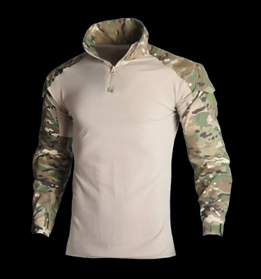 £29.99 • Buy Assault Shirt MultiCam Ubac SIZE LARGE 42  - 44  Chest Crye Precision Style