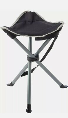 £6.95 • Buy Portable Folding Tripod Camping Stool Chair Seat & Carry Bag Outdoor Picnic New.
