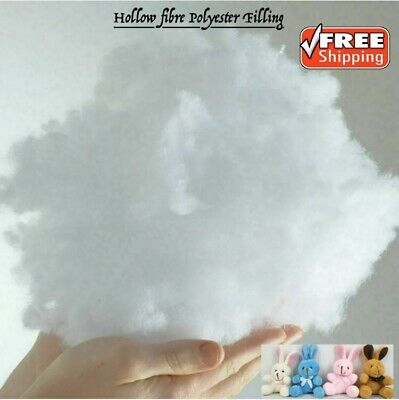 £19.95 • Buy 5 Kg Hollow Fibre Polyester Filling Soft Stuffing Toy Teddy Bear Cushion Pillow