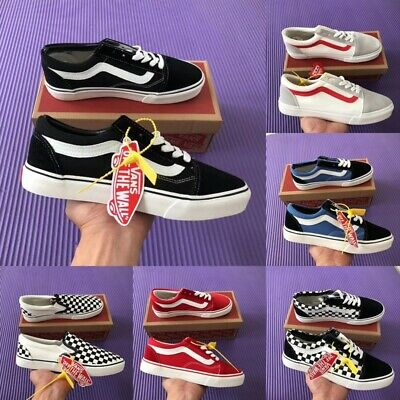 AU40.99 • Buy Vans Old Skool Skate Casual Canvas Shoes Classics Sneakers Trainer Running Shoes