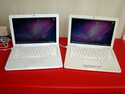 $ CDN116.09 • Buy LOT OF 2 MacBook Apple A1181 OSX 10.6.8 Dual Core 1.83Ghz 13  Laptop FOR PARTS