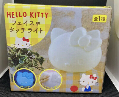 £42.91 • Buy Sanrio Hello Kitty Soft Touch Light 7 Color Change Battery-powered Prize W 14 Cm