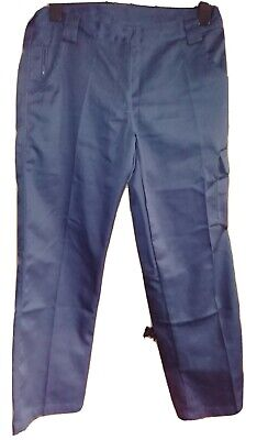 £15 • Buy Dickies Ladies Work Trousers , Size 14 Navy. Brand New With Tags