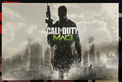 £45 • Buy Call Of Duty Canvas Picture MW3 Large