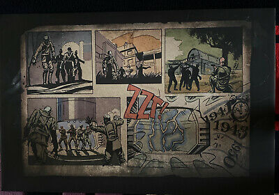 £45 • Buy Zombie Canvas Call Of Duty Large
