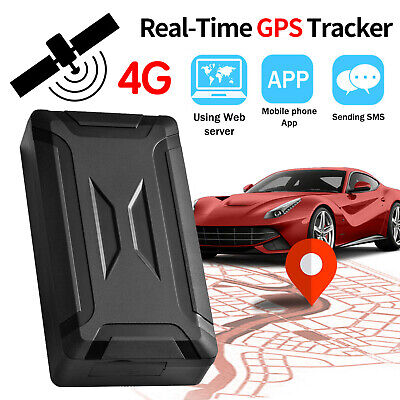 AU99.99 • Buy 4G GPS Tracker Tracking Device Powerful Magnet Vehicle Car Real-time Location AU
