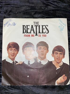 £7.99 • Buy The Beatles – From Me To You - 1982 Reissue 7  Vinyl Record