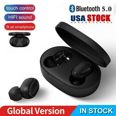 $12.98 • Buy For Xiaomi Redmi TWS Airdots Headset Bluetooth 5.0 Headphone Stereo Earbuds USA❤