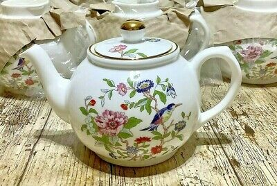 £60 • Buy Aynsley 'Pembroke' Small Tea Pot 0.75 Pint Never Been Used! Made In England.