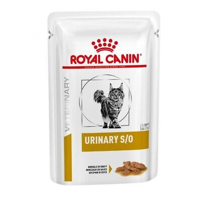 £18.89 • Buy Royal Canin Feline Urinary S/O Morsels In Gravy Cat 12 Pouches 85 G