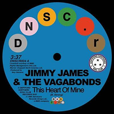 £12.91 • Buy JIMMY JAMES And THE VAGABONDS And SONYA SPENCE - THIS HEART OF MINE /