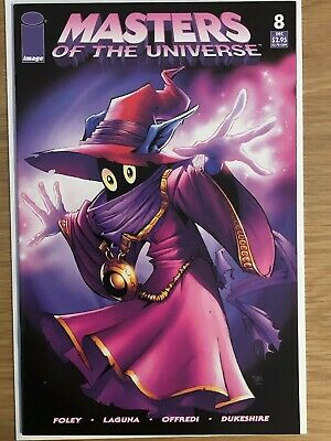 $34.95 • Buy Masters Of The Universe #8 NM Orko Cover Final Issue HTF 2004 Image