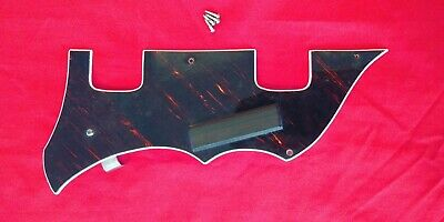 $ CDN156.65 • Buy Vintage 1969 Era TEISCO Violin  Bass Guitar Pickguard Japan Silvertone