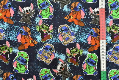 £9 • Buy Custom Stitch In Nightmare Before Christmas Costumes Cotton Fabric