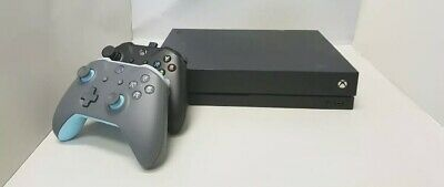 AU300 • Buy Xbox One X Console And Two Controllers