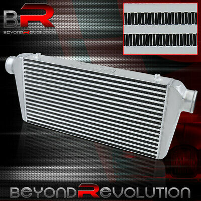 $116.99 • Buy For Chevy Turbo Supercharger Bar Plate Intercooler Cooling Air System 31X11.75X3