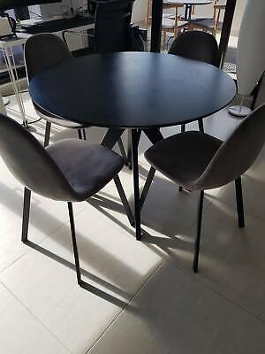 AU200 • Buy Modern Dining Set Table And 4x Seats