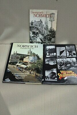 £7.99 • Buy 3 Norfolk Books - See Description And Photos For Details