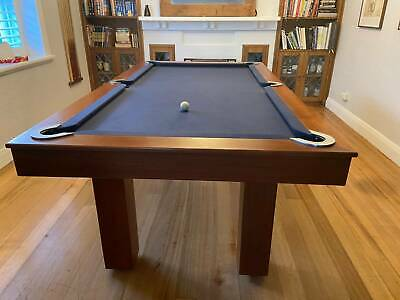 AU3000 • Buy 7 Foot Slate All Table Sports Pool Table - Perfect Condition