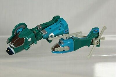 $27.72 • Buy Bandai Machine Robo Rescue 05 MRR Hypergyro Helicopter Transformers Vehicle