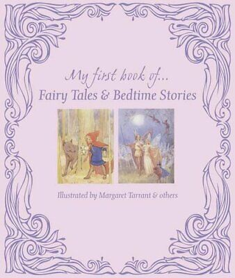 £3 • Buy My First Book Of ... Fairy Tales & Bedtime Stories By Margaret Tarrant,et Al.