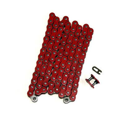 AU45.76 • Buy Red 520x100 O-Ring Drive Chain ATV Motorcycle MX 520 Pitch 100 Links