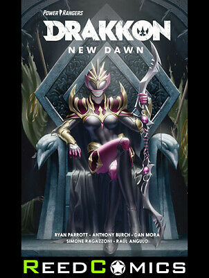 £16.29 • Buy POWER RANGERS DRAKKON NEW DAWN GRAPHIC NOVEL Paperback Collects 3 Part Series