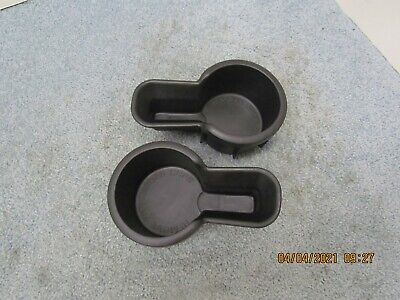 $29.99 • Buy 99-04 Nissan Xterra / Frontier Front Center Console Cupholder Rubber Inserts