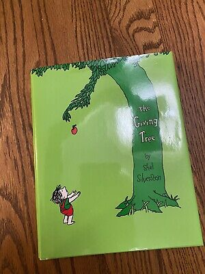 The Giving Tree By Shel Silverstein (1995, Hardcover) • 1.24£