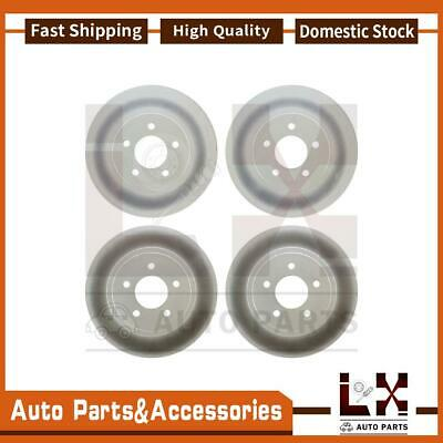 $165.90 • Buy Centric Parts Disc Brake Rotor Front Rear Set Of 4 Fits Escape Ford 2005-2008