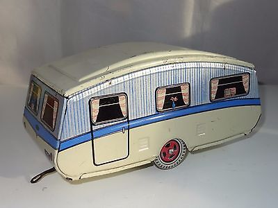 £110.44 • Buy Mettoy Tinplate Lithographed CARAVAN