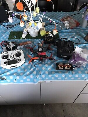 Fpv Racing Drone (Alien) With HD Goggles • 250£