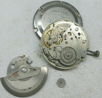 $ CDN22.50 • Buy Vintage Seiko 6119b Automatic Watch Movement (balance Is Ok) For Parts & Repair