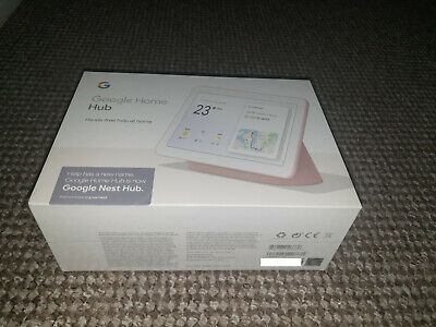 AU99.16 • Buy Google Home Hub (Sand) BRAND NEW & SEALED, UK Version