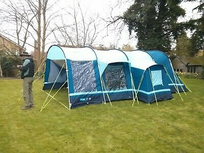 Kampa Filey 6 - Large 6 Person Family Tent • 81£