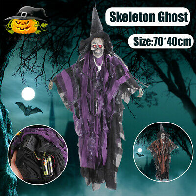 $ CDN60.49 • Buy Freelove Halloween Ghost Hanging Decorations Scary Creepy Outdoor Props Decor 1