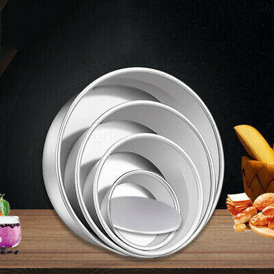 AU15.26 • Buy 4/5/6/7 Inch Cake Mold Round DIY Cakes Pastry Mould Baking Tin Pan Reusable Au!