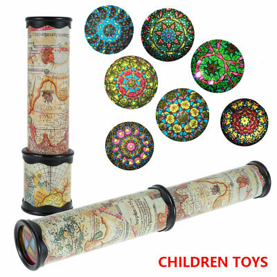 AU10.99 • Buy Kaleidoscope Classic Toy Fun & Educational Physics Science Kids Toys Gifts ⏳