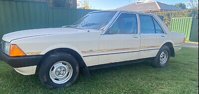 AU4400 • Buy Ford Falcon XD Sedan 1980 (not XE XF ESP Fairmont Ghia 351)