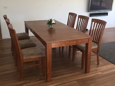AU200 • Buy Dining Table Extendable And Chairs