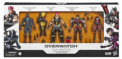 AU65.99 • Buy Hasbro Overwatch Ultimates Carbon Series Action Figures 4 Pack Set BRAND NEW