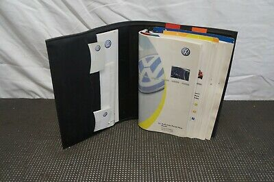 $27.99 • Buy 2005 Volkswagen Jetta Golf Passat New Beetle Owners Manual With Case Free Ship