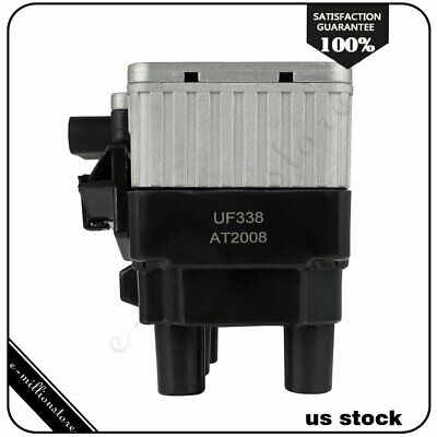 $60.15 • Buy Ignition Coil Compatible With 1999 Volkswagen Golf Jetta V6 2.8L 021905106B