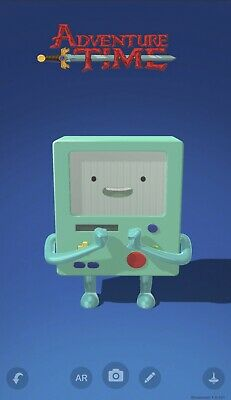 $49 • Buy VeVe NFT - Adventure Time - Beemo, BMO First Appearance - China Region Exclusive