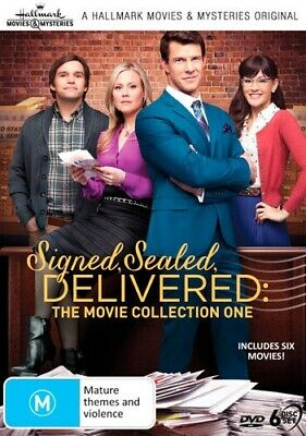 AU145.99 • Buy Signed Sealed & Delivered: The Movie Collection 1 New Dvd